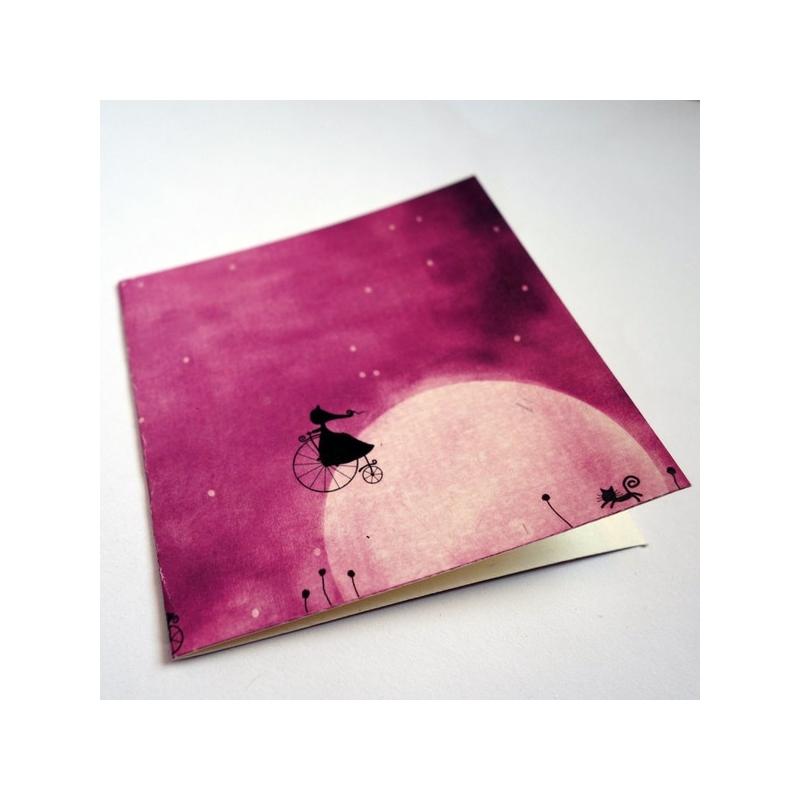Carte Lever de lune