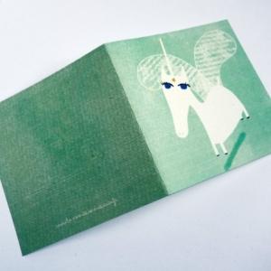 Carte La licorne farouche