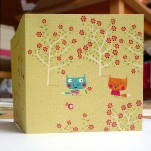 Carte Petit loup