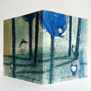 Carte Les loups bleus
