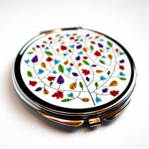 Miroir de poche Les couleurs