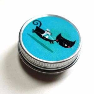 Boîte à dent Vive les chats