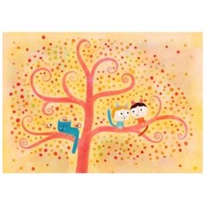 Affiche L'arbre des amoureux