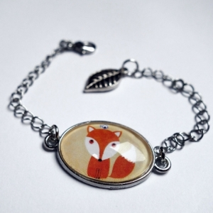 Bracelet enfant Petit renard