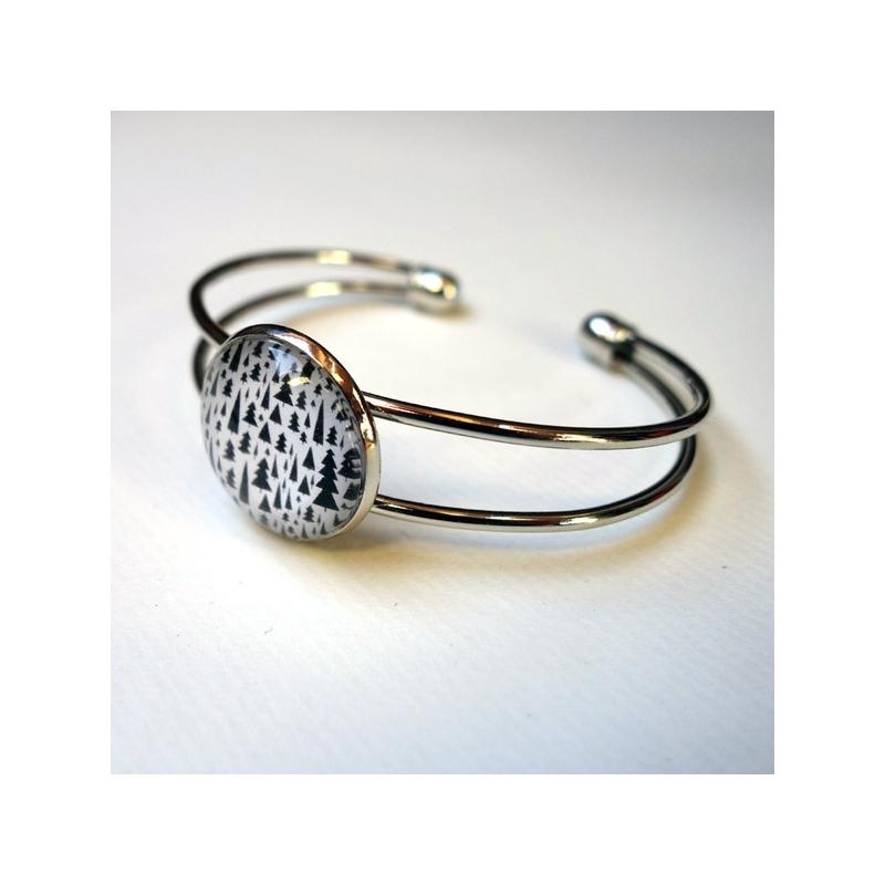 Bracelet Les sapins