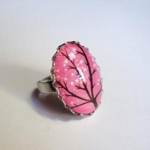 Ring Sparkling tree