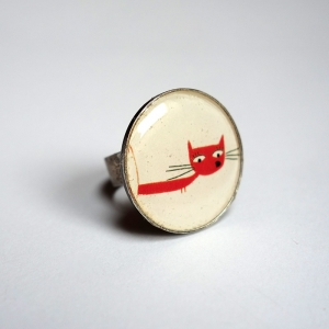 Round ring Josephine