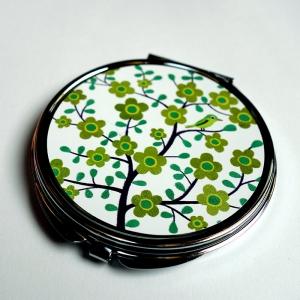 Miroir de poche Arbre du verdier