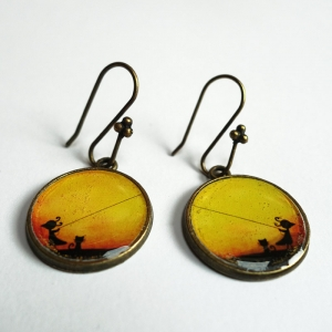 copy of Earrings September wind