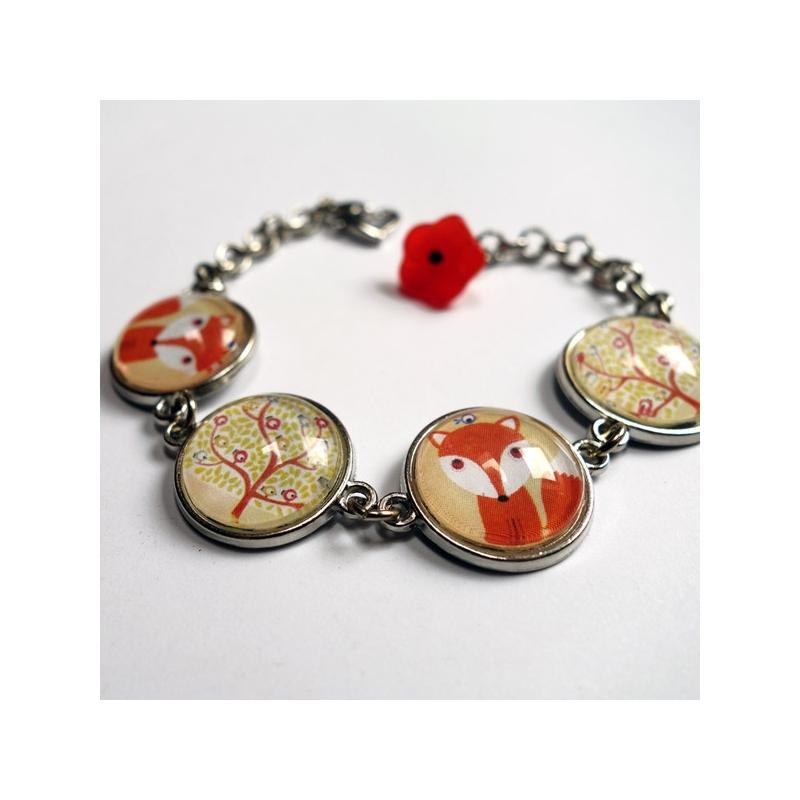 Bracelet Petit renard