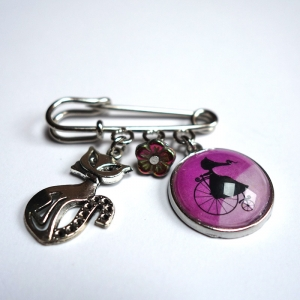 Kilt brooch Moondawn