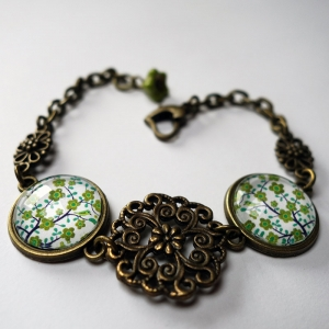 Bracelet Tree of the greenfinch