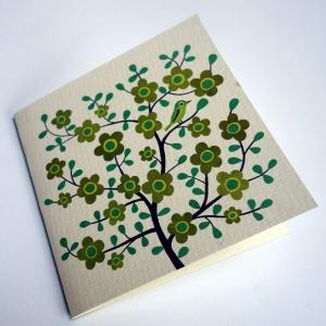Carte L'arbre du verdier