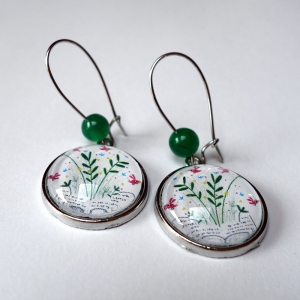 Earrings Spring book