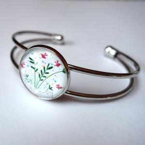 Cuff bracelet Spring book