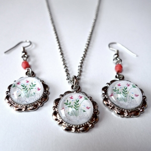 Jewelry set Spring book
