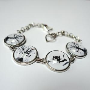 Bracelet Théodule et l'arbre à coeurs