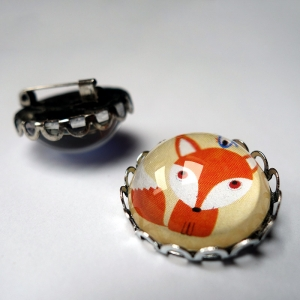 Cameo Tiny fox