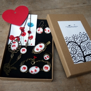 Gift box Poppies
