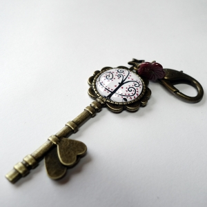 Keychain Moontree