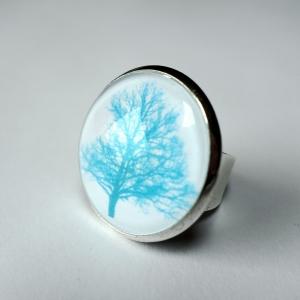 Bague Chêne bleu