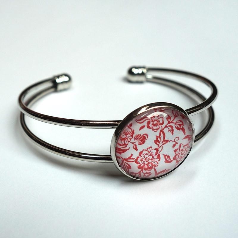 Bracelet Roses rouges