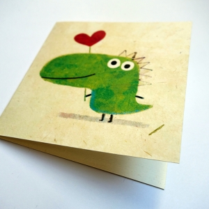 Card Tiny Rex