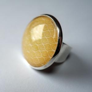 Round ring Chamomile