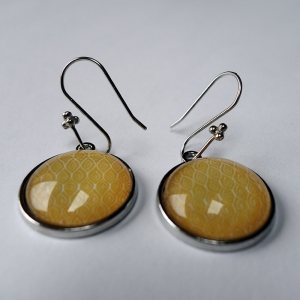 Earrings Chamomile