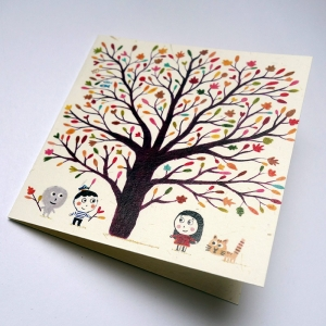 Card Colors tree