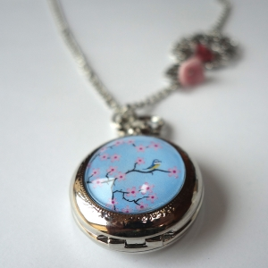 Collier montre Sakura