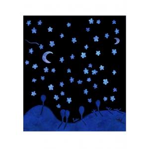 Nuit myosotis