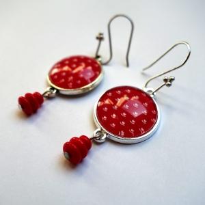 Earrings Vermillone