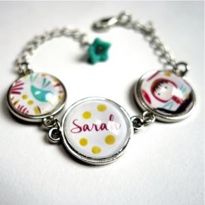 Customizable bracelet Little fairy