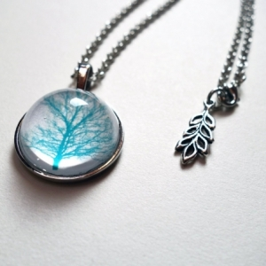Collier rond Chêne bleu